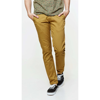 Vêtements Homme Chinos / Carrots Volcom Pantalon Chino  Frickin Beige Homme Beige