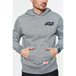 Vêtements Homme Sweats Tsptr Sweat Shirt  Surfs Up Grey Marl Gris Chine Homme Gris
