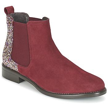 Bottines / Boots Betty London FREMOUJE Bordeaux 350x350