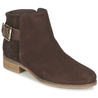 Chaussures Femme Boots Betty London FIAZANE Marron