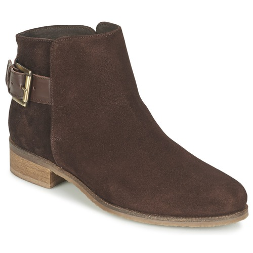 Chaussures Femme Boots Betty London FIAZANE Marron