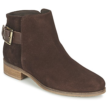 Bottines / Boots Betty London FIAZANE Marron 350x350