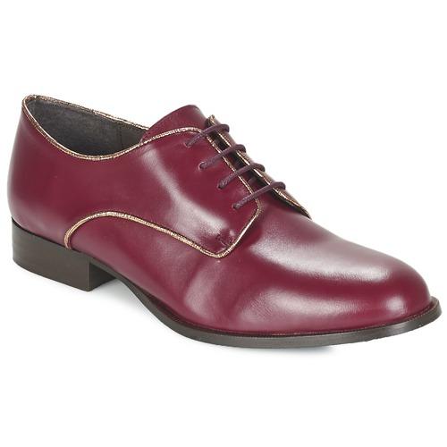 Chaussures Femme Derbies Betty London FLOJE Bordeaux
