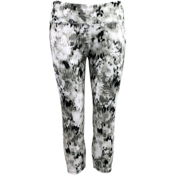 Vêtements Femme Leggings Zobha Legging  Louie Capri Blanc BLANC
