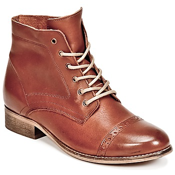 Bottines / Boots Betty London FOLIANE Camel 350x350