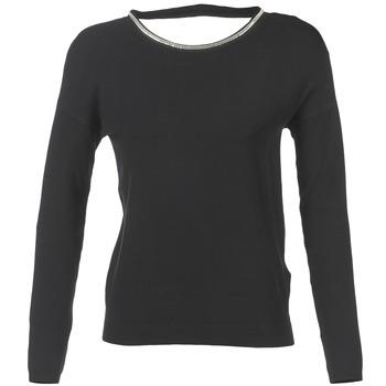 Vêtements Femme Pulls Morgan MERAN Noir