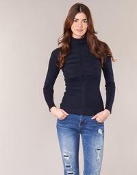 Vêtements Femme Pulls Morgan MENTOS Marine