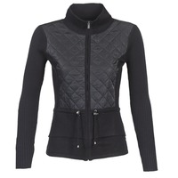 Vêtements Femme Gilets / Cardigans Morgan MSKO Noir