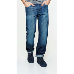 Vêtements Homme Jeans droit 7 for all Mankind Jeans  Standard Regular Bleu Homme Bleu