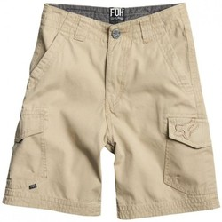 Shorts / Bermudas Fox Short  Boys Slambozo Cargo - Dark Khaki