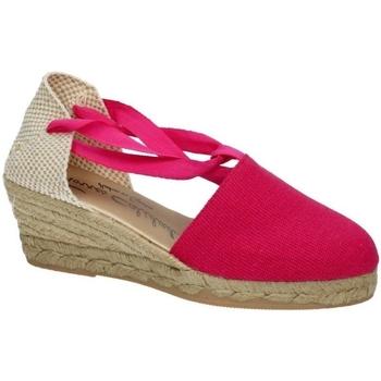Chaussures Femme Espadrilles Torres  Rose