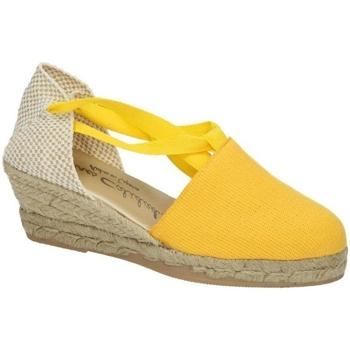 Chaussures Femme Espadrilles Torres  Jaune