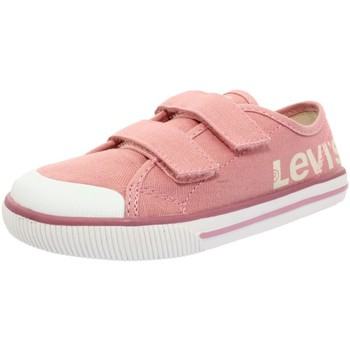 Chaussures Fille Baskets basses Levi's 471230 rose