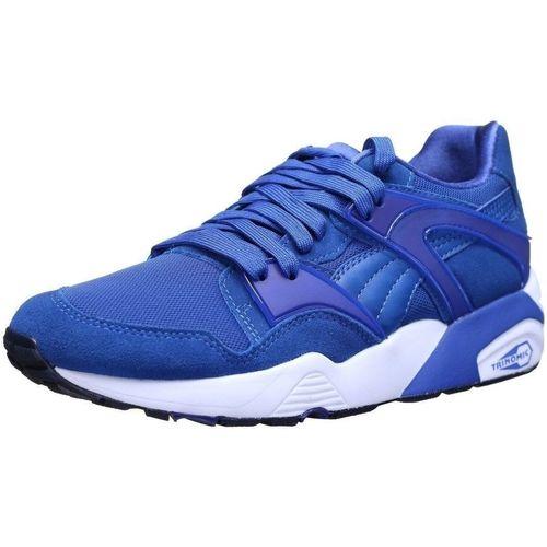 Chaussures Homme Baskets basses Puma 360135 bleu