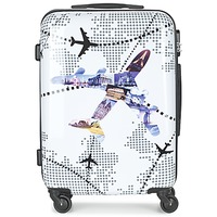 Sacs Valises Rigides David Jones OUSKILE 50L Multicolore