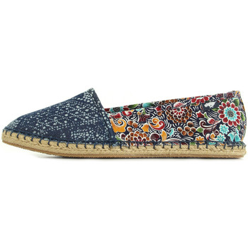 Chaussures Femme Espadrilles Rocket Dog Temple Dream Catcher bleu