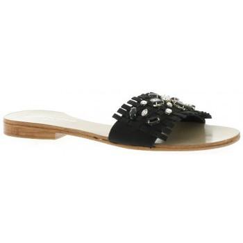 Chaussures Femme Mules Elizabeth Stuart Nu pieds cuir Noir