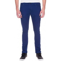 Vêtements Garçon Pantalons 5 poches Volcom Pantalon  2X4 By 5 Pocket Twll - Matured Blue Bleu