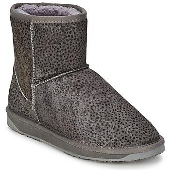 Bottines / Boots Booroo MINNIE LEO Gris Leo 350x350