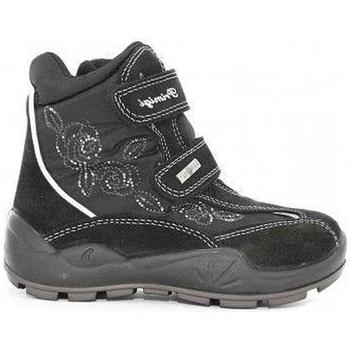 Chaussures Fille Boots Primigi k45prim003 noir