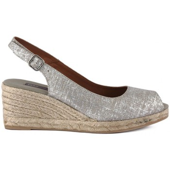 Chaussures Femme Sandales et Nu-pieds Frau LAME PLATINO     55,0