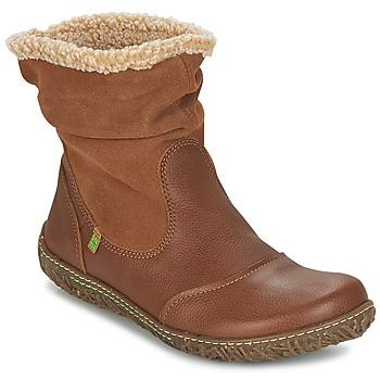 Bottines / Boots El Naturalista NIDO Marron 350x350