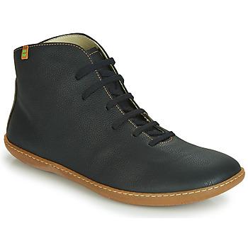 Chaussures Boots El Naturalista EL VIAJERO Noir