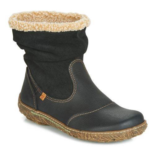 El Naturalista NIDO Bleu - Livraison Gratuite avec  - Chaussures Boot Femme