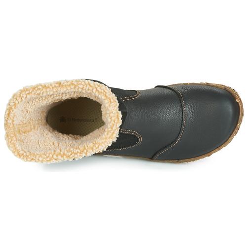 El Naturalista Boots Femme Nido Noir kXPiuZOT