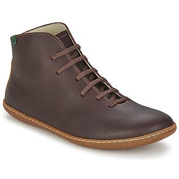 Bottines / Boots El Naturalista EL VIAJERO Marron 350x350