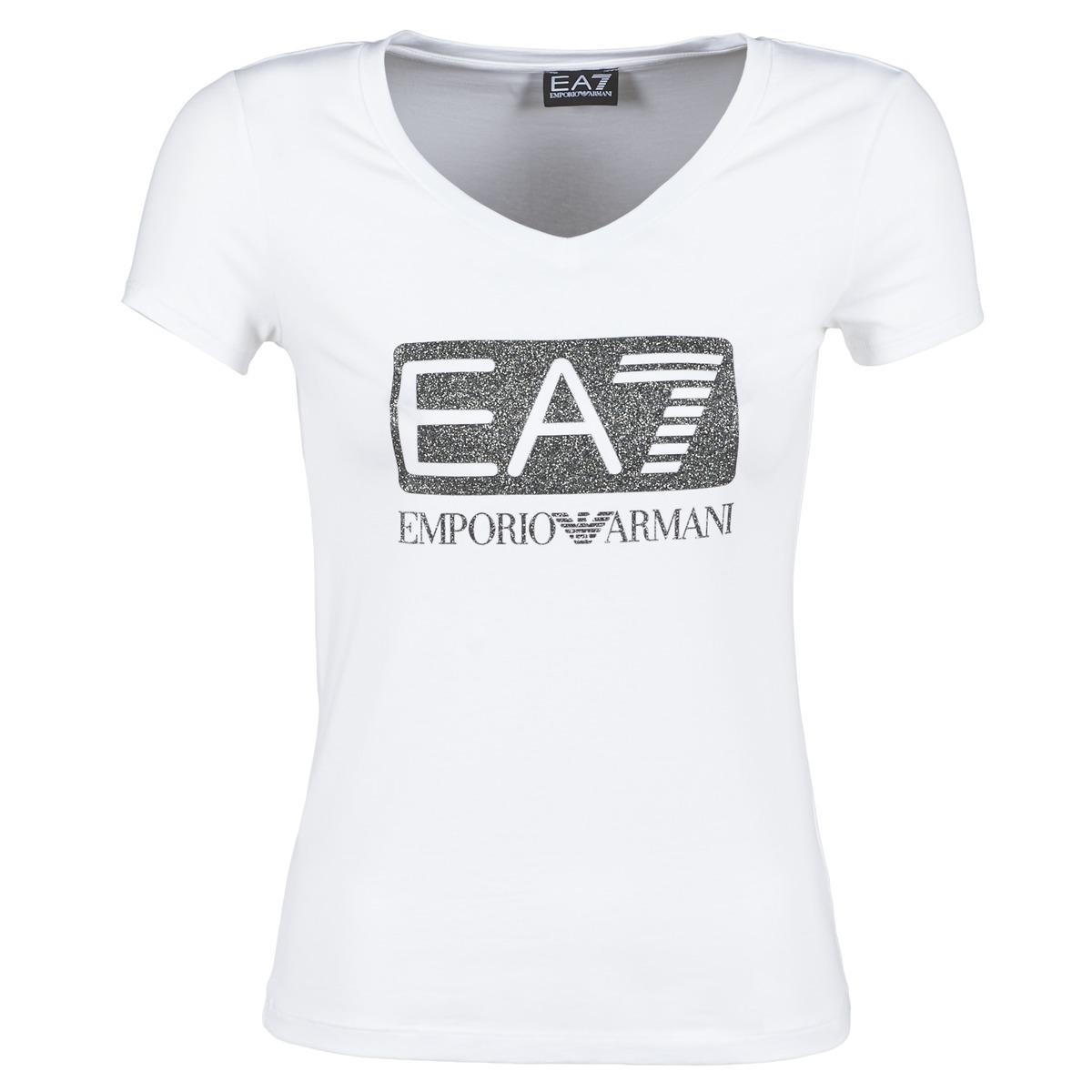 Emporio Armani EA7 FOUNAROLA Blanc