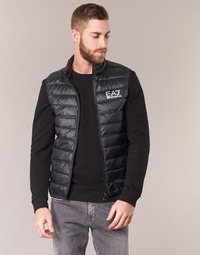 Vêtements Homme Doudounes Emporio Armani EA7 ONAFRATO Noir