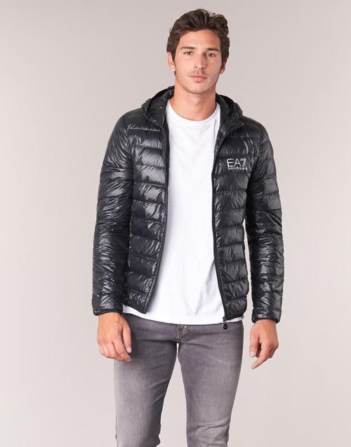 Vêtements Homme Doudounes Emporio Armani EA7 CORE ID 8NPB02 Noir