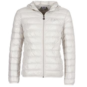 Vêtements Homme Doudounes Emporio Armani EA7 ANDOURALO Blanc
