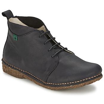 Chaussures Femme Boots El Naturalista ANGKOR Noir