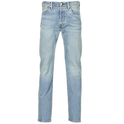 Vêtements Homme Jeans droit Levi's 501 LEVIS ORIGINAL FIT Hillman