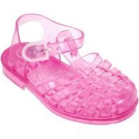 Chaussures Fille Sandales et Nu-pieds Méduse Sun rose paillete enfant Rose