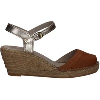 Chaussures Femme Espadrilles Macarena Ana17 Campesine cuir