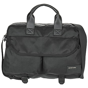 Besaces / Sacs bandoulière Diesel F CLOSE BRIEF Noir 350x350