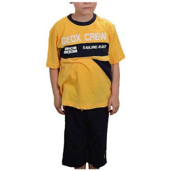 Vêtements Garçon Ensembles enfant Geox Completo T-shirt
