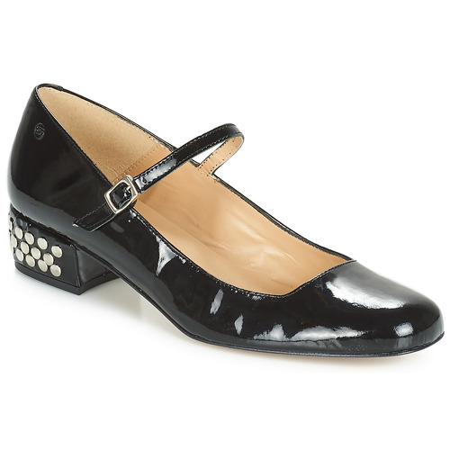 Chaussures Femme Ballerines / babies Betty London FOTUNOU Noir