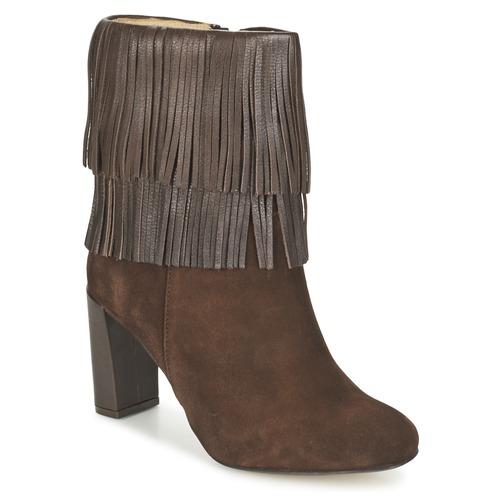 Chaussures Femme Bottines Betty London FAJIME Marron