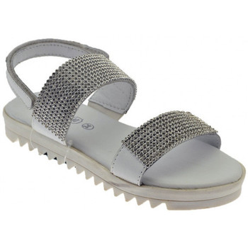 Chaussures Femme Sandales et Nu-pieds Lulu Snadalo strass velcro Sandales