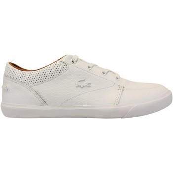 Chaussures Homme Baskets basses Lacoste Bayliss Vulc PRM US SPM Blanc