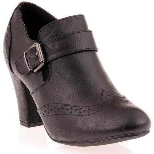 Dtk Escarpin Noir - Chaussures Low boots Femme