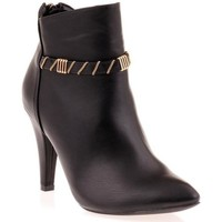 Bottines Dtk 2145002 Noir