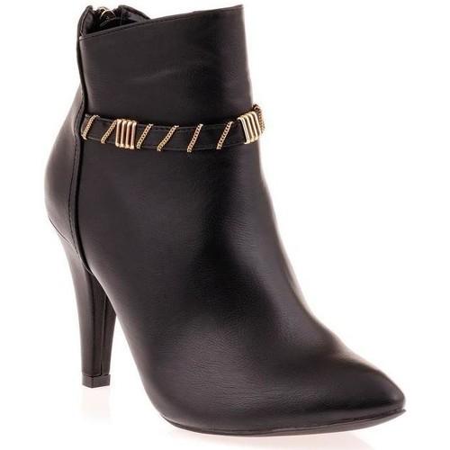 Chaussures Femme Bottines Dtk Bottine Noir