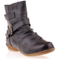 Chaussures Femme Boots Dtk Bottines bleu