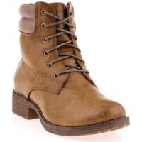 Chaussures Femme Boots Dtk Bottine vert