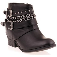 Bottines Dtk 2145036 Noir